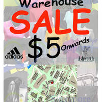Read more about A.G.T Marketing Sports Warehouse Sale 11 - 14 Nov 2015