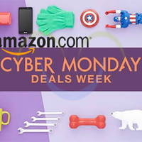 Read more about Amazon Cyber Monday Deals Week (Updated 29 Nov) 29 Nov - 5 Dec 2015