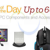 Read more about Amazon.com Up to 60% Off Selected PC Components & Accessories 19 - 20 Nov 2015