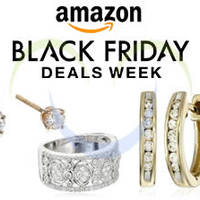 Read more about Amazon.com 50% OFF Diamond Jewellery (NO Min Spend) Coupon Code 28 Nov - 1 Dec 2015