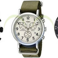 Amazon.com 50% OFF Timex Watches (NO Min Spend) Coupon Code 27 Nov - 1 Dec 2015