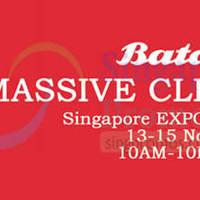 Read more about Bata Massive Clearance @ Singapore Expo 13 - 15 Nov 2015