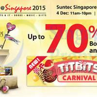 Read more about BookFest Singapore 2015 @ Suntec Convention Centre 4 - 13 Dec 2015