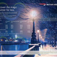 Read more about British Airways Winter for Less Fares Sale 1 - 16 Nov 2015
