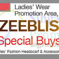 Read more about Bzeebliss Promotion @ Isetan Tampines 11 - 17 Nov 2015