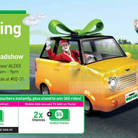 Read more about Starhub Roadshow @ Junction 8 11 - 15 Nov 2015