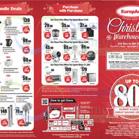 Read more about Europace Warehouse Clearance Sale 3 - 6 Dec 2015