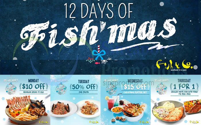 Fish Co Feat 30 Nov 2015