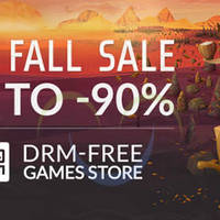 Read more about GOG 70% to 90% Off PC Games Big Fall Sale 5 - 15 Nov 2015