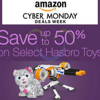 Read more about Hasbro up to 50% Off Toys 24hr Promo 30 Nov - 1 Dec 2015