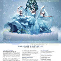 Read more about ION Orchard Christmas Promotions & Activities 7 Nov 2015 - 3 Jan 2016