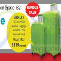 Read more about Isetan Luggage Sale @ Nex 9 - 15 Nov 2015