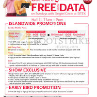 Read more about Singtel SITEX 2015 Broadband, Mobile & TV Offers 26 - 29 Nov 2015