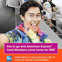 Read more about Jetstar Pay to Go, Return for FREE Promo Fares For AMEX Cardmembers 23 - 26 Nov 2015