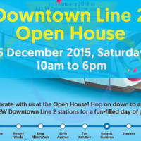 Read more about LTA Downtown Line 2 Open House Free Preview of 12 Stations & More 5 Dec 2015