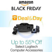 Read more about Logitech Up To 55% Off Accessories 24hr Promo 22 - 23 Nov 2015
