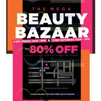 Luxasia Mega Beauty Bazaar 4 - 5 Dec 2015