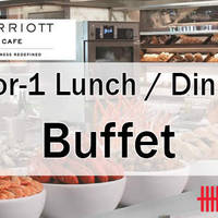 Read more about Marriott Cafe 1-for-1 Lunch/Dinner Buffet For UOB Cardmembers 3 Nov - 31 Dec 2015
