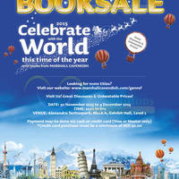 Read more about Marshall Cavendish Christmas BookSale @ Alexandra Technopark 30 Nov - 4 Dec 2015
