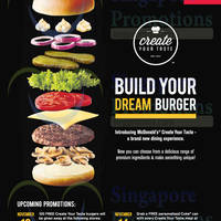 Read more about McDonald's Build Your Burger & Get FREE Gifts 13 - 25 Nov 2015