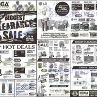 Read more about Mega Discount Store TVs, Washers, Hobs & Other Appliances Offers From 7 Nov 2015