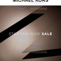 Read more about Michael Kors End of Season Sale 19 Nov - 31 Dec 2015