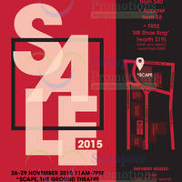 New Balance Warehouse Sale 26 - 29 Nov 2015