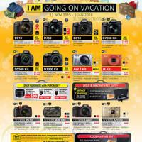 Read more about Nikon Digital Cameras Offers 14 Nov 2015 - 3 Jan 2016