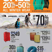 Read more about Planet Traveller 20% to 50% Off All Winter Wear 6 - 10 Nov 2015