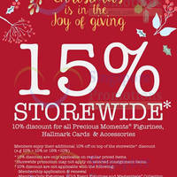 Read more about Precious Thots 10% to 15% Off Storewide From 19 Nov 2015