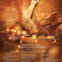 Read more about Raffles City Emanate Into a Magical Grandeur 15 Nov - 25 Dec 2015