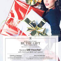 Read more about Robinsons Spend $250 & Get Free $50 Voucher 14 - 22 Nov 2015