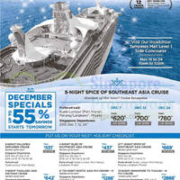 Read more about Royal Caribbean Roadshow @ Tampines Mall 18 - 24 Nov 2015