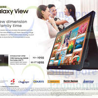Read more about Samsung Galaxy View Now Available 7 Nov 2015