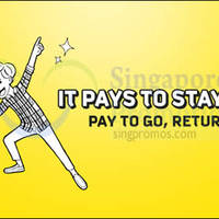 Read more about Scoot Pay to Go, Return for $5 Promo 21 - 22 Nov 2015