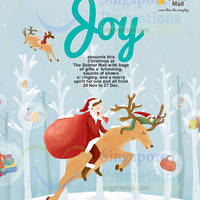 Read more about Seletar Mall Christmas Promotions & Activities 20 Nov - 27 Dec 2015