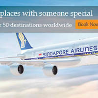 Read more about Singapore Airlines Two-To-Go Promo Fares 5 - 30 Nov 2015