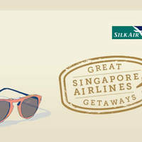 Read more about Singapore Airlines fr $168 Great Getaways Promotion 10 - 20 Nov 2015