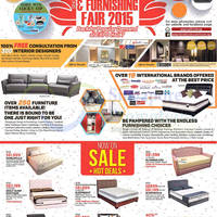 Read more about Singapore Furniture & Furnishing Fair 2015 @ Singapore Expo 21 - 29 Nov 2015