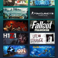 Steam Games Exploration Autumn Sale 26 Nov - 1 Dec 2015
