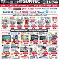 Read more about Wholesale Consumer Electronics Show @ Suntec 20 - 22 Nov 2015
