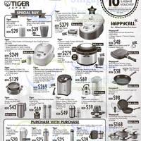 Read more about Tiger & Happycall Kitchenware Fair @ Isetan 20 Nov - 6 Dec 2015