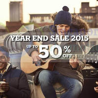 Read more about Timberland Up To 50% Off Year End Sale From 3 Nov 2015