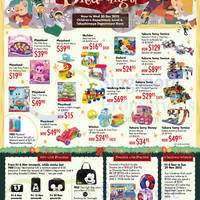 Read more about Toysville Offers @ Takashimaya Department Store 7 Nov - 30 Dec 2015