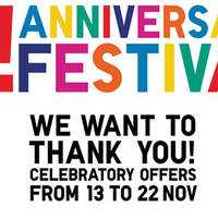 Read more about Uniqlo 7th Anniversary Specials 16 - 22 Nov 2015