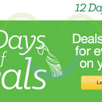 Read more about Amazon 12 Days of Deals Promotion (Frequently Updated) 8 - 18 Dec 2015