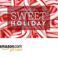 Amazon.com Free $10 Gift Card w/ $50 Gift Card Purchase Coupon Code For Qualifying Accounts 1 Dec 2015 - 21 Jan 2016