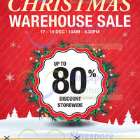 Read more about Aztech Warehouse Sale Up To 80% Off 17 - 19 Dec 2015