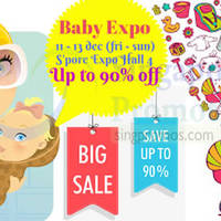 Read more about Baby Expo Fair @ Singapore Expo 11 - 13 Dec 2015