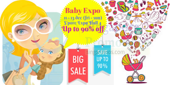 Baby Expo Fair 6 Dec 2015